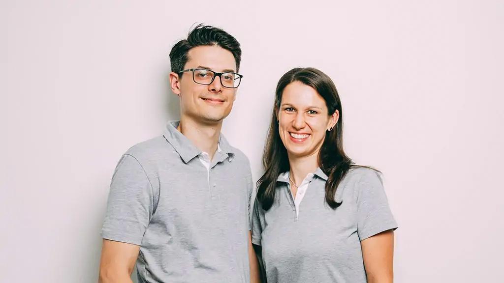 Dr. Gero Winkler und Anne Winkler sind Zahnärzte in Bonn-Oberkassel.